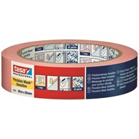 Tesa  7 Day Masking Tape - 25mm
