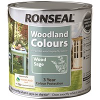 Ronseal  Woodland Colour Paint - 2.5 Litre