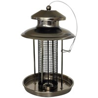 Kingfisher  Deluxe Lantern Nut Feeder