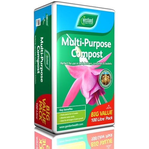 Westland  Multi-Purpose Compost - 100 Litre