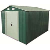 Courtyard  Premium Apex Shed - 10 x 8ft