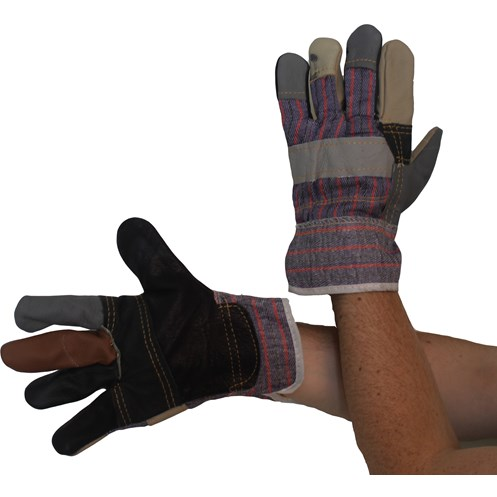 Bodyworks  Furniture Rigger Gloves - Grey