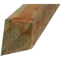 SNR  Treated Rectangular Timber Post - 150 x 75mm